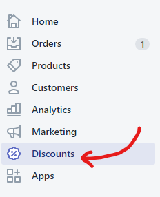 shopify discounts